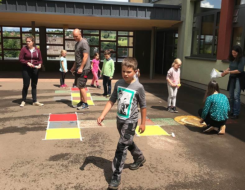 Unser Schulhof soll schöner werden!