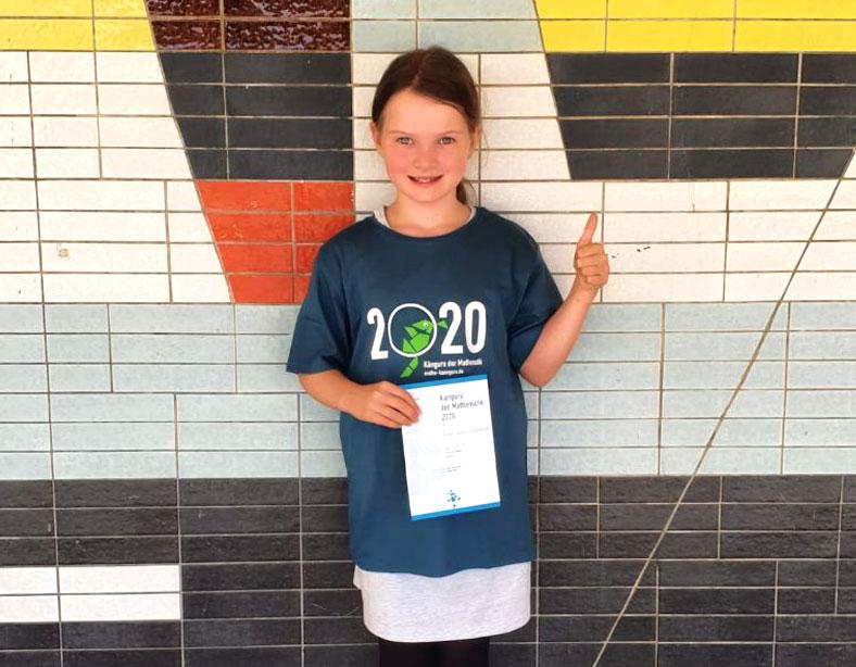 KÄNGURU-Mathematikwettbewerb 2020