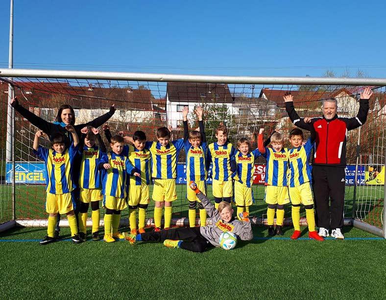 Grundschulturnier Fußball der Jungen