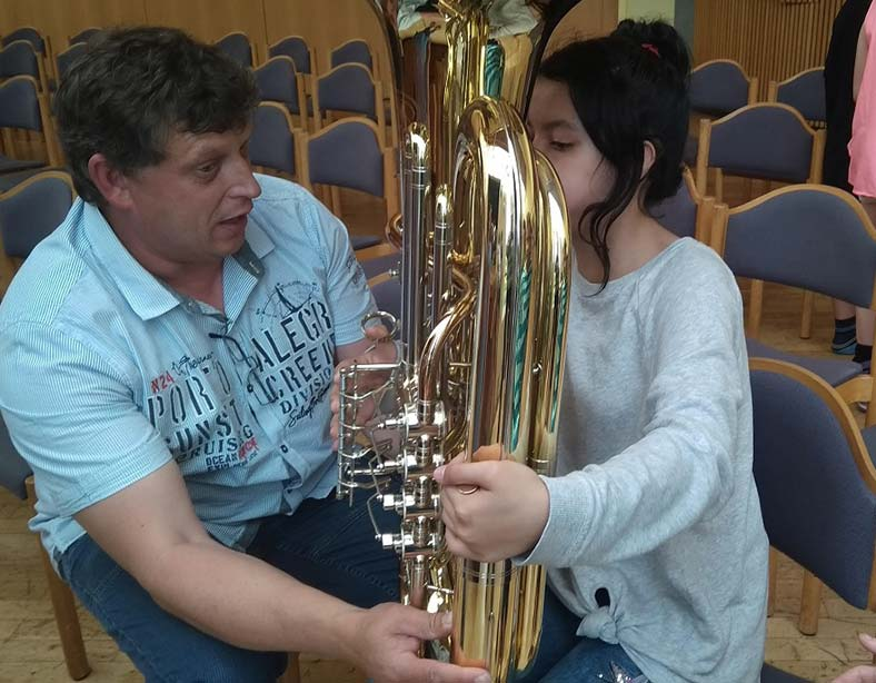 Musikalischer Vormittag in Bubach