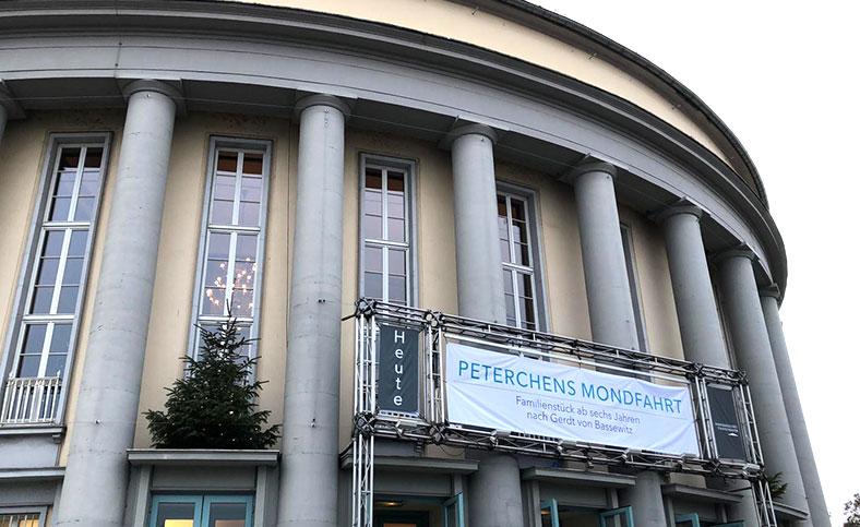 """Peterchens Mondfahrt"" im Staatstheater Saarbrücken"
